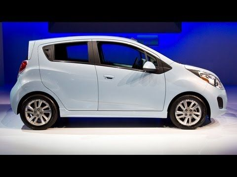 2014 Chevrolet Spark Ev Get More News Photos And Videos From