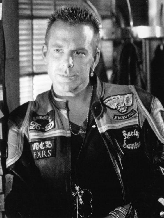 Still of Mickey Rourke in Harley Davidson and the Marlboro Man