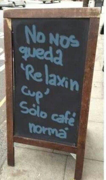 Café normá - Ana Botella y 2