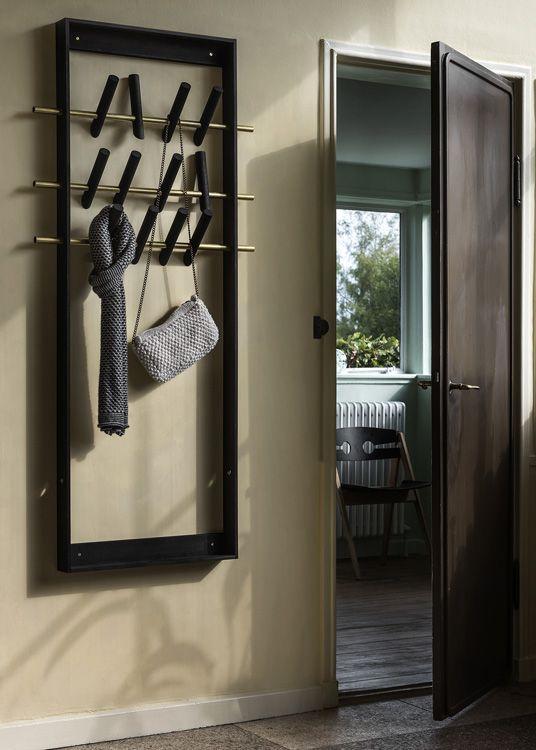 Garderobe Coat Frame In 2020 Wandgarderobe Garderobe Design Und