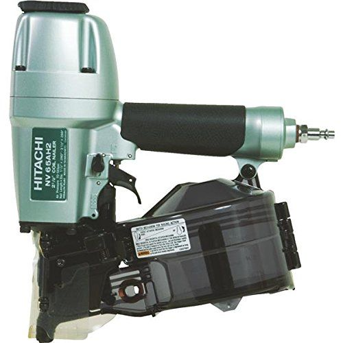 Hitachi Nv65ah 2 1 2 Inch Coil Siding Nailer Discontinued By Manufacturer Review Https Woodworkingtools Review Hitachi Nv65ah 2 Coil Nailer Nailer Hitachi