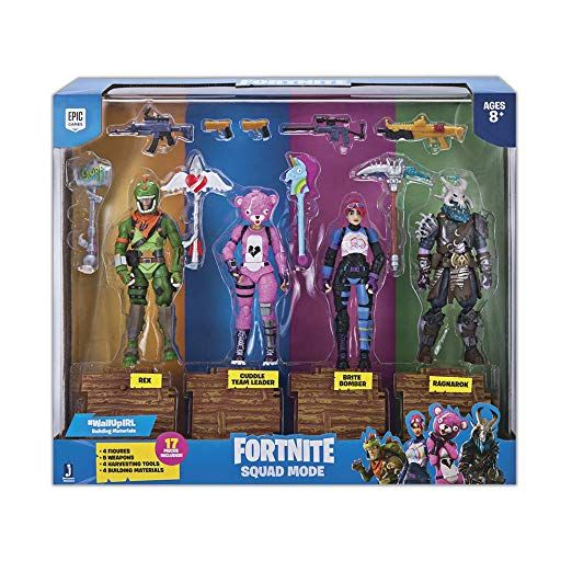 8pc//Set Fortnite Battle Royale Season 8 PVC Aktion Figuren Kinder Spielzeug 2019