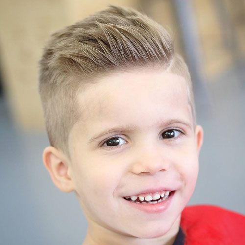 35 Cool Haircuts For Boys 2020 Styles Trendy Boys Haircuts Little Boy Haircuts Boy Haircuts Short