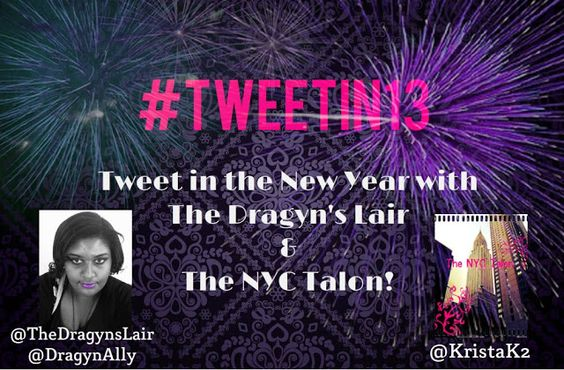 The Dragyn's Lair: #Tweetin13 Sponsor Hunt and Announcement
