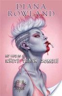 My Life as a White Trash Zombie by Diana Rowland. Angel Crawford is a loser. That is, until the day she wakes up in the ER after overdosing on painkillers. Angel remembers being in an horrible car crash, but she doesn't have a mark on her. To add to the weirdness, she receives an anonymous letter telling her there's a job waiting for her at the parish morgue--and that it's an offer she doesn't dare refuse.