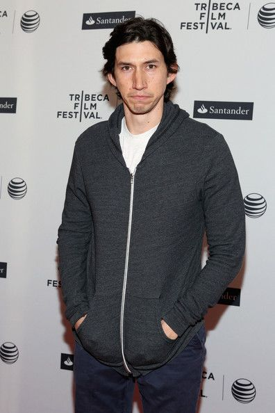 Adam Driver - my attire showing up to a premiere TBH.