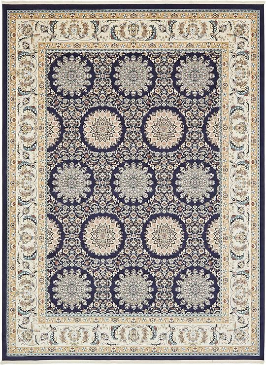 navy blue nain area rug home decor pinterest rugs