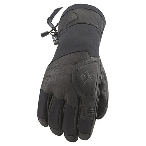 Climbing-Black Diamond Patrol Glove - Black X-Large * Learn more by visiting the…