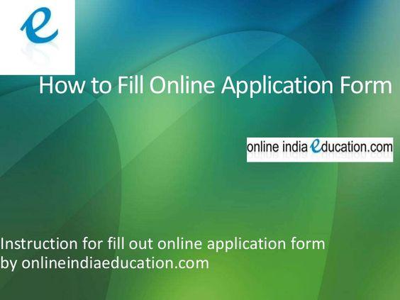 Die besten 25+ Online application form Ideen auf Pinterest - application form