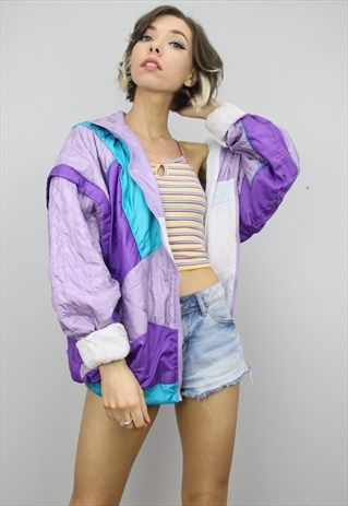 oversized track suits 90s fashion