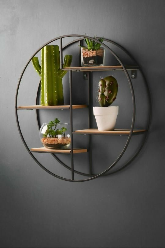 Industrial Decorating Ideas And Tips In 2020 Wall Shelf Decor Shelf Decor Living Room Wood Shelving Units
