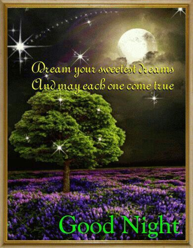 ♡☆ Goodnight and Sweet Dream's! ☆♡