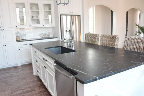 White Soapstone Countertops : Pinterest the world s catalog of ideas