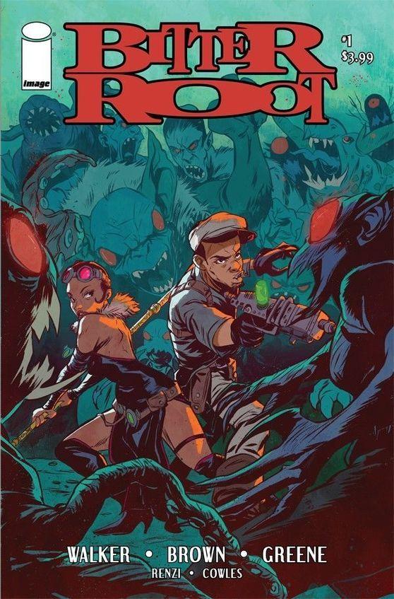 Bitter Root #1 - (W) David Walker, Chuck Brown (A/CA) Sanford ...