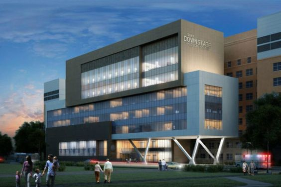 State University of New York Downstate, Health Science Center - Courtesy of Ennead Architects