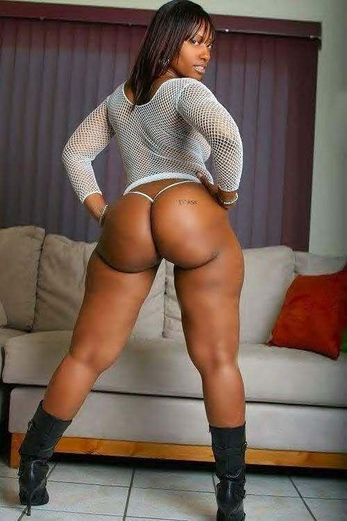 Black Women With Big Ass Porn