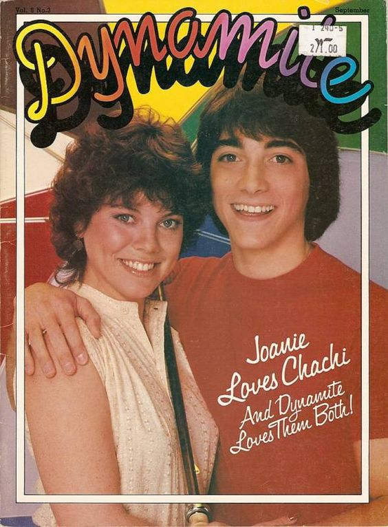 Joanie and Chachi