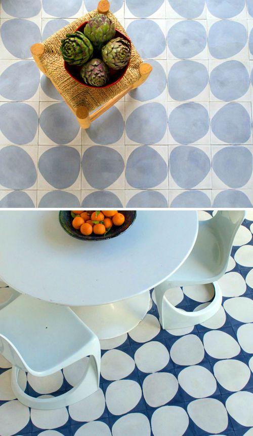 amazing tiles by Claesson Soivisto Rune via More Design Please