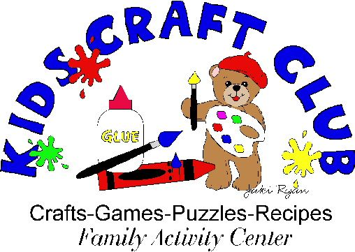 Great kid recipes for homemade play dough, water color paints, crayons and much more!