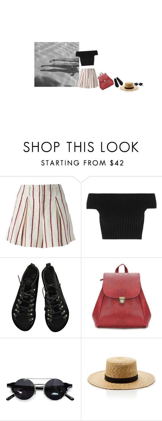 """Ruled by Venus"" by thepassingsideshow ❤ liked on Polyvore featuring Étoile Isabel Marant, Michael Kors, Ancient Greek Sandals, House of Holland, Janessa Leone, fashionhoroscope and stylehoroscope"