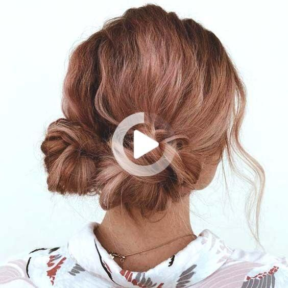64 Adorable Short Hair Updos That Are Supremely Easy To Copy In 2020 Short Hair Updo Short Hair Styles Cute Hairstyles For Short Hair