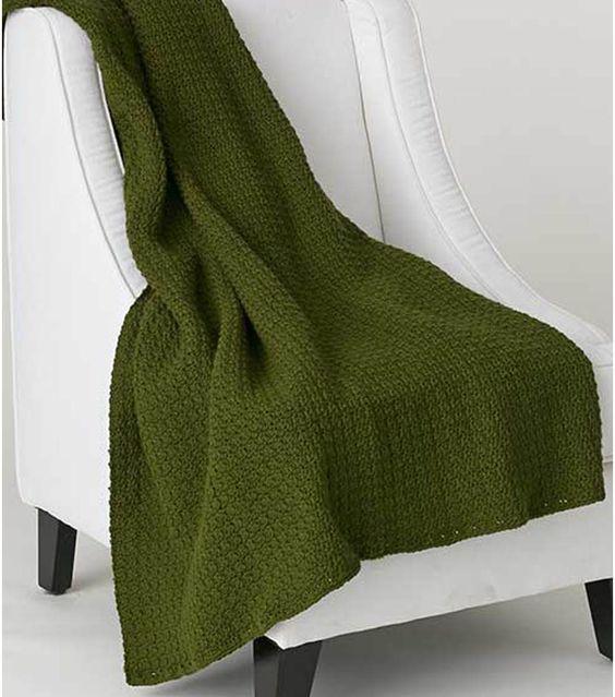 Crochet Blanket | FREE Crochet Blanket Pattern from @joannstores ...