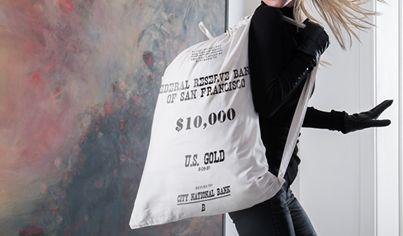 Nueva bolsa para la ropa sucia, Bank Bolsa