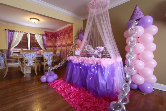 Princess Party Decoration: