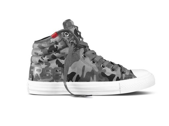 Sneakers autunno inverno 2013/2014: Converse Chuck Taylor All Star by Wiz Khalifa