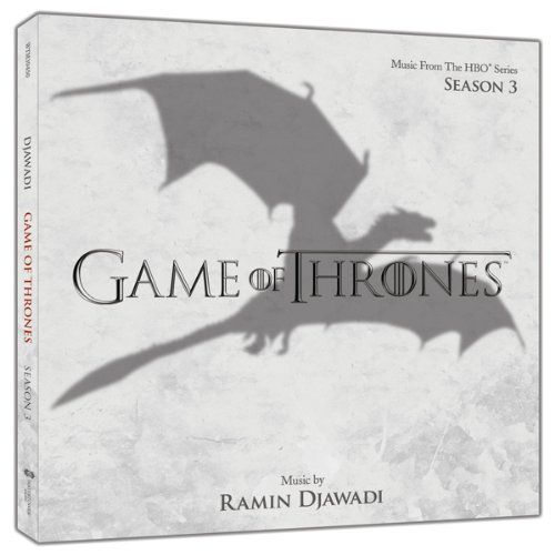 Game Of Thrones (Music from the HBO Series) Season 3 - Ramin Djawadi