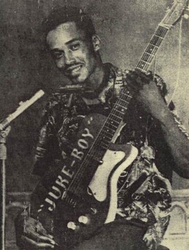 """Уелдън H. Филип Бонър, по-известен като Juke Boy Бонер (март 22,1932 - 29-ти Юни 1978) беше блус певец, хармоника играч, и китарист.  Той е бил повлиян от Lightnin """"Хопкинс, Джими Рийд, и Slim Harpo.  Той описа мрачните перспективи на черно градско съществуване в песни като """"Животът е кошмар"""", """"Борба Тук в Хюстън"""" и """"да се върне в страната"""", се придружаващ на китара, хармоника и барабани в самодостатъчна един човек лентов режим на Джо Хил Louis и д-р Рос .:"""