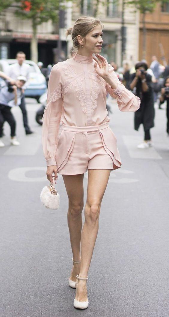 Confira muitas opções de looks para se inspirar, com a cor do ano: Rose Quartz!: