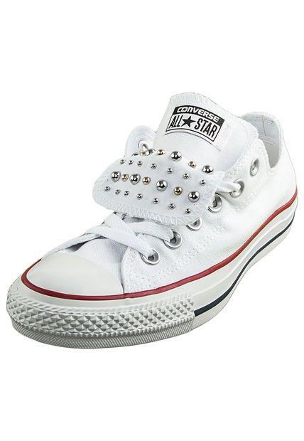 zapatillas converse cons blancas