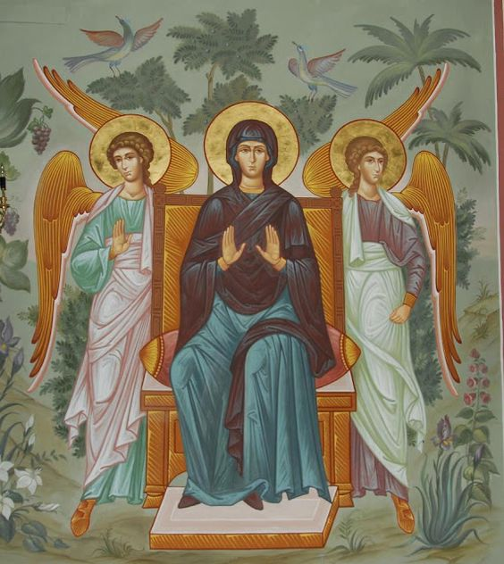ΜΡ.ΘΥ__Παναγια           ( Whispers of an Immortalist: Most Holy Theotokos 12: