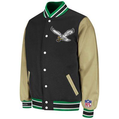 Men's Nike Midnight Green Philadelphia Eagles Custom Elite Jersey ...
