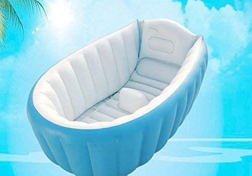 Chongqi Práctico Portátil Thicken Hardy Bañera Hinchable Para Adultos Baño Sauna La Bañera Plegable Qlm Bañera Inflable Y Baño De I Baño Sauna Hinchable Banera