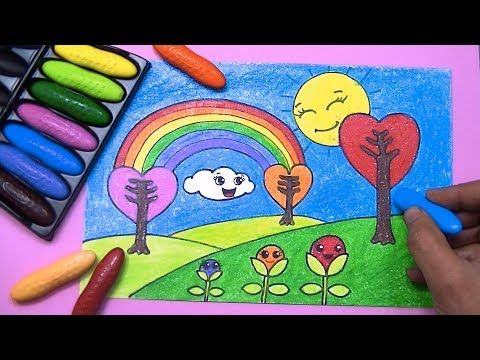 Youtube Drawing For Kids Coloring For Kids Art Drawings