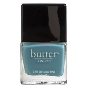 butter nail polish from London via douglas.de for €16,95