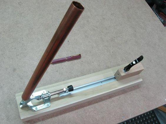 Adjustable Pen Assembly Press #6 Presse d'assemblage de stylos