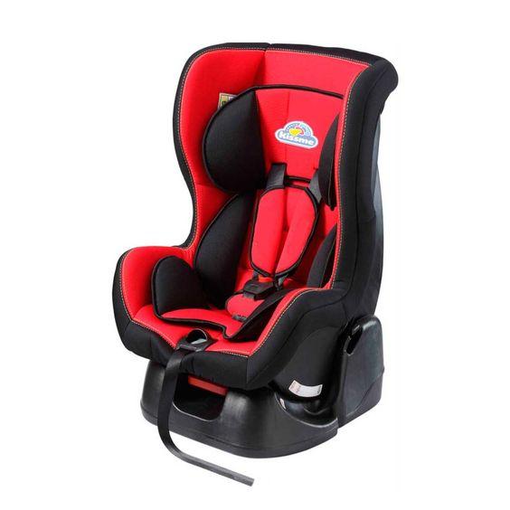 Silla de Bebé para Auto Kissme B21 Rojo con Negro - Motociclo