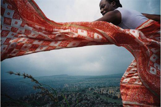 African sarong