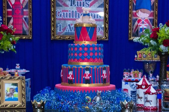 bolo soldadinho de chumbo, decoração infantil, soldadinho de chumbo
