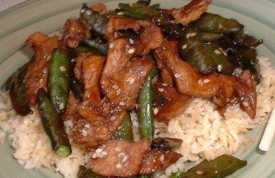 Sesame Pork Stir Fry Recipe - Food.com: Food.com