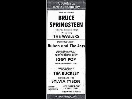 Bon marley in july 18/21 1973