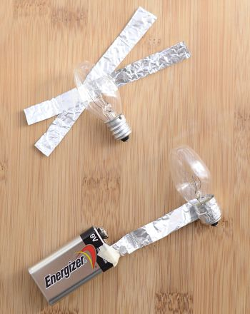 Series And Parallel Circuits Conductors Science Fair