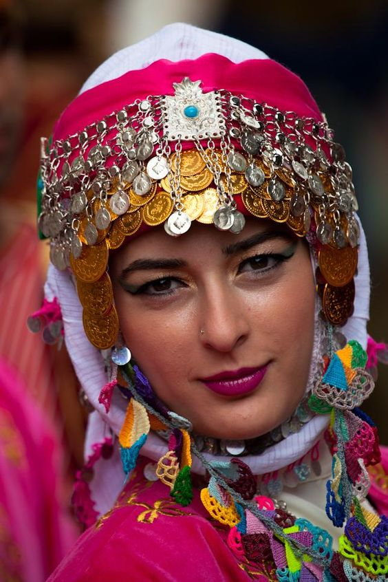 Elegant Turkish Traditional Clothing | Cultural Fashions | Pinterest | Traditional Outfits Turkey And ...