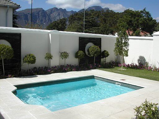 Swimming Pool Designs Cape Town Horizon Pools Swimming Pool Designs Garden Swimming Pool Pool Designs