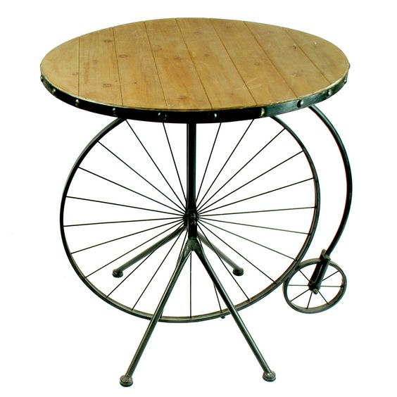 Bicycle Bar Table 29-inch Diameter,