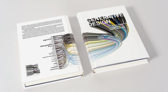 Generative Design by Hartmut Bohnacker, Benedikt Grob, Julia Laub and Claudius Lazzeroni