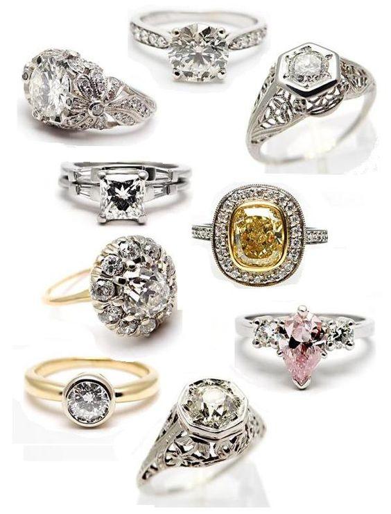 Anéis clássicos.
